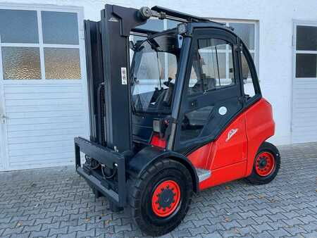Dieseltrukki Linde H50D