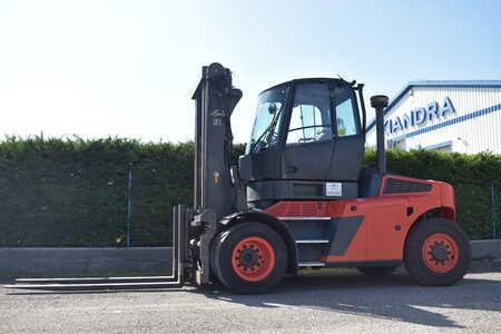 Dieseltrukki Linde H120