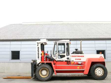 Diesel heftrucks Svetruck 25120-42