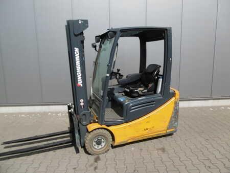 Elektromos 3 kerekű Jungheinrich EFG 216 GE115-480DZ