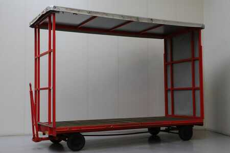 Trailers Pefra 4000 - 2 pieces !
