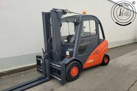 Gas truck Linde H35T