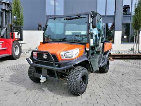 Lavatrukit Kubota RTVX900NTWEO-H-MC 4WD-Mehrzweck-Transportfahrzeug