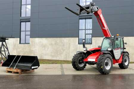 Verreikers fixed Manitou MT733 EASY 75D ST5 S1