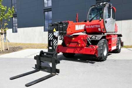 Chariot télescopique rotatif Manitou MRT2550+ Privilege ST4 S2