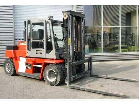 Wózki widłowe diesel Kalmar DcD 80-6