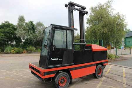 Carregador lateral Linde S50