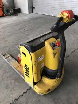 Elektrische palletwagens Yale MP20      650 breit