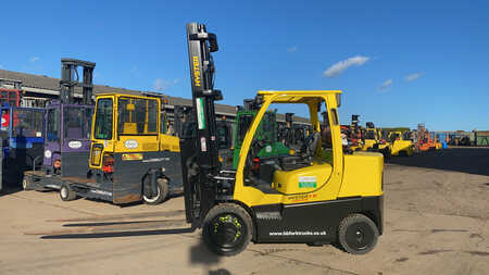 LPG Forklifts Hyster S7.0FT
