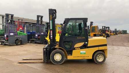 Diesel Forklifts Yale GDP55VX