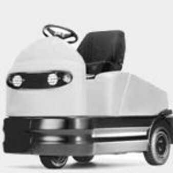 Chariot tracteur Linde P30