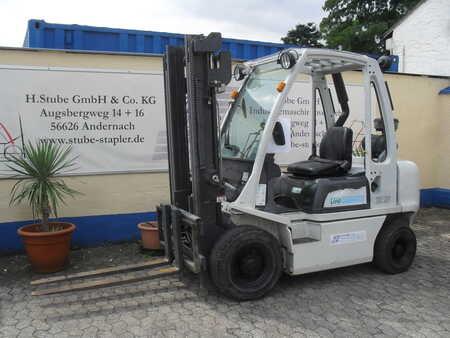 Dieselstapler Unicarriers Y1D2A25Q