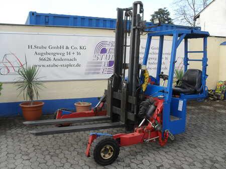 Truck Mounted Forklifts Moffett M420.3