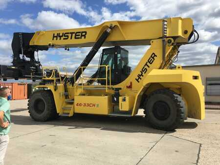 Reach-Stacker Hyster RS46-33CH