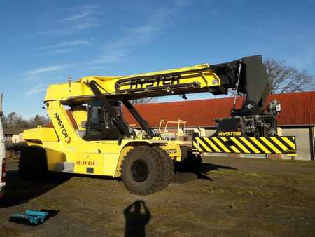 Reach-Stacker Hyster RS45-31CH Stage IV