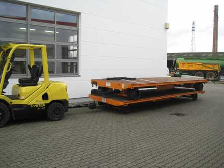 Trailers [div] Fritz TPW 20 AL-AS
