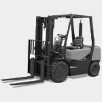 Forklifts Hyster S70XL