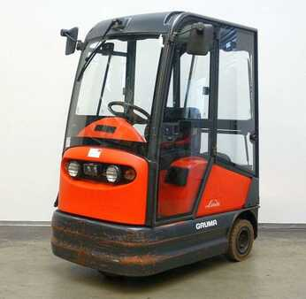 Tow Tugs Linde P 60 Z/126 Druckluft