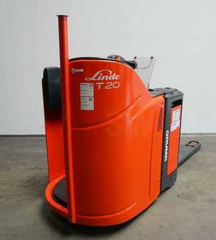 Stackers Stand-on Linde T 20 SP/131