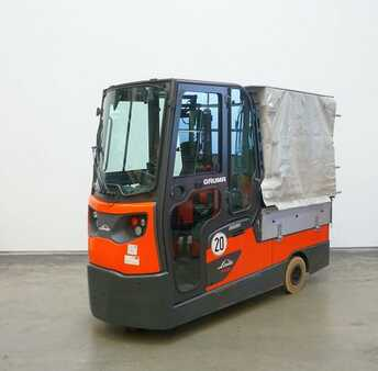 Tractor de arrastre Linde W 08/1191