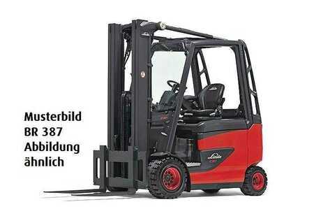 El truck - 4 hjulet Linde E30