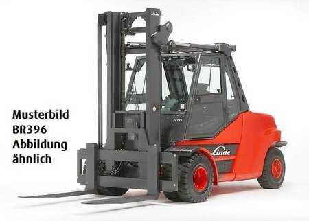 Diesel Forklifts Linde H80D/1100
