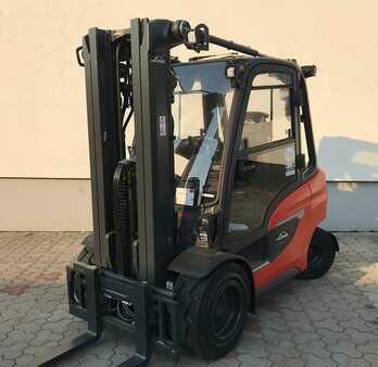 Dieselstapler Linde H25/600D (EU5)