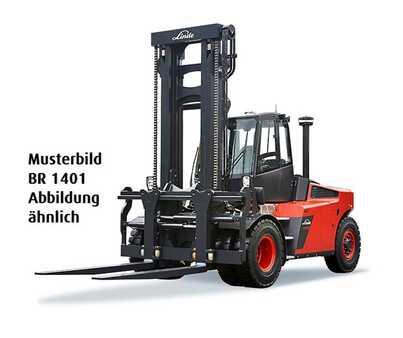 Empilhador diesel Linde H160D/1200