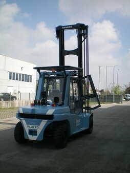 Carrello elevatore diesel Raniero DH 80-11
