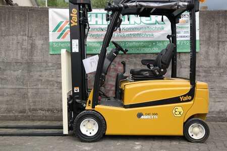 Elektro 4 Rad Yale ERP 20 VF mit Explosionsschutz
