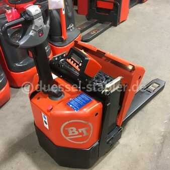 Transpalette peseur BT LWE 200 - Batterie 2019 / Waage / 1320Std./Gerät überholt!