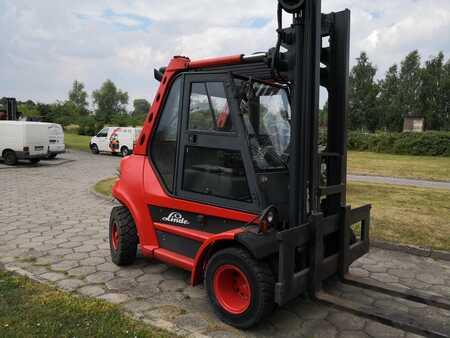 Wózki widłowe diesel Linde H70D-02