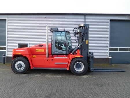 Diesel heftrucks Kalmar DCG160-12 TRIPLEX