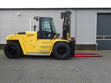 Diesel heftrucks Hyster H20XM-9