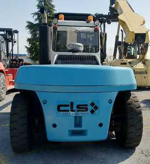 Wózki widłowe diesel SMV SMV16-1200B