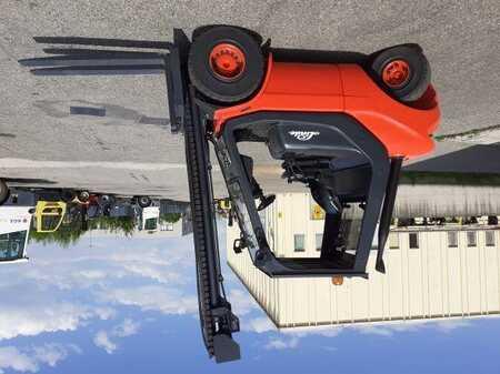 Diesel gaffeltruck Linde H30D