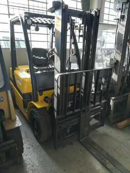 Carrello elevatore diesel Yale GDP 25 VX