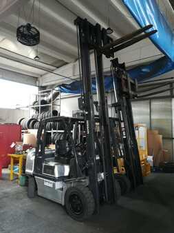 Carrello elevatore diesel Nissan DX35