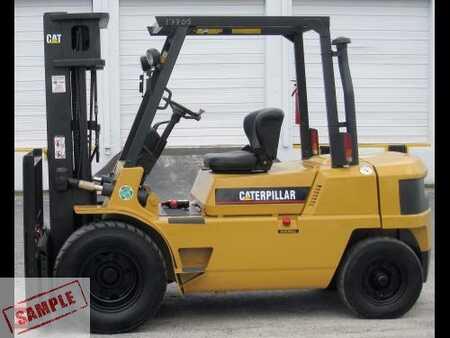 Diesel Forklifts CAT Lift Trucks DP40K