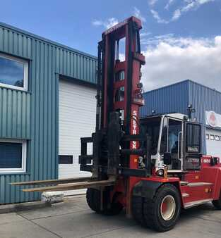 Diesel heftrucks Svetruck 16120-38