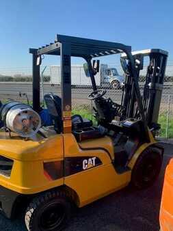 4 Wheels CAT Lift Trucks GP25N5-LE