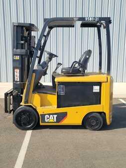 4 Wheels CAT Lift Trucks EC25N2
