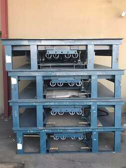 -- others -- McGuire MP Series Mechanical Dock Levelers