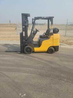 4 Wheels CAT Lift Trucks 2C6000