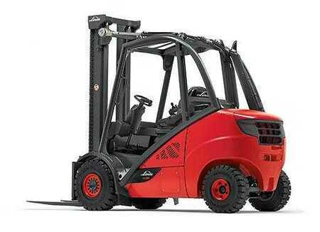 Dieselstapler Linde H35 D - UT 092