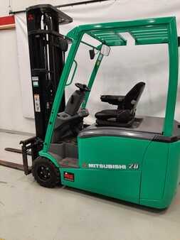 El Truck - 4-hjul Mitsubishi FB20PNT