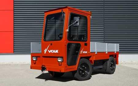 Elektrické plošinové vozíky Volk EFW 2 D