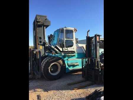 Diesel Forklifts SMV 25-1200B