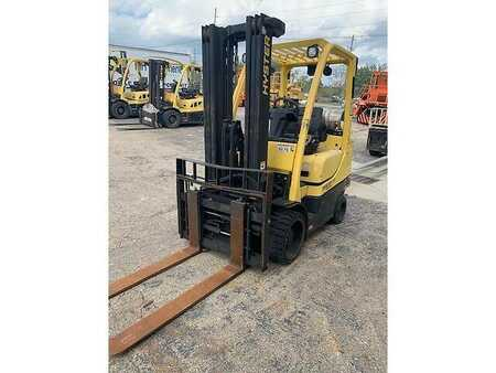 4 Wheels Hyster S70FT