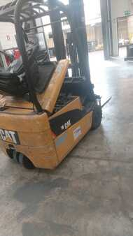 Elettrico 3 ruote CAT Lift Trucks EP6NT